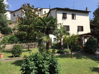 Ref. V67, Tuscany, Independent house with private garden
