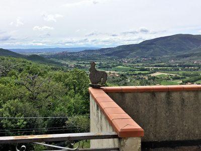 Rif. V76, Casa di campagna nei pressi di Cortona