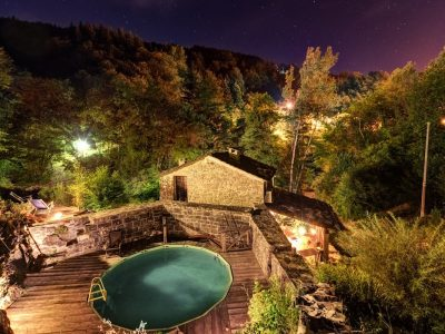 Ref. C130, Tuscany, Casentino area, renovated mill
