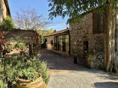 Ref. W60, For horse lovers: Equestrian property near Siena
