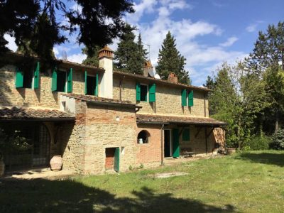 Ref. C126, Country house near charming Tuscan town