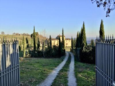 Rif. C143, Casale ottocentesco nel Chianti Senese