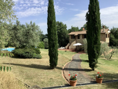 Ref. C148, Tuscan Country House, olive grove & swimming pool