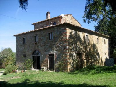 Ref. C101, Farmhouse to restore with vineyard